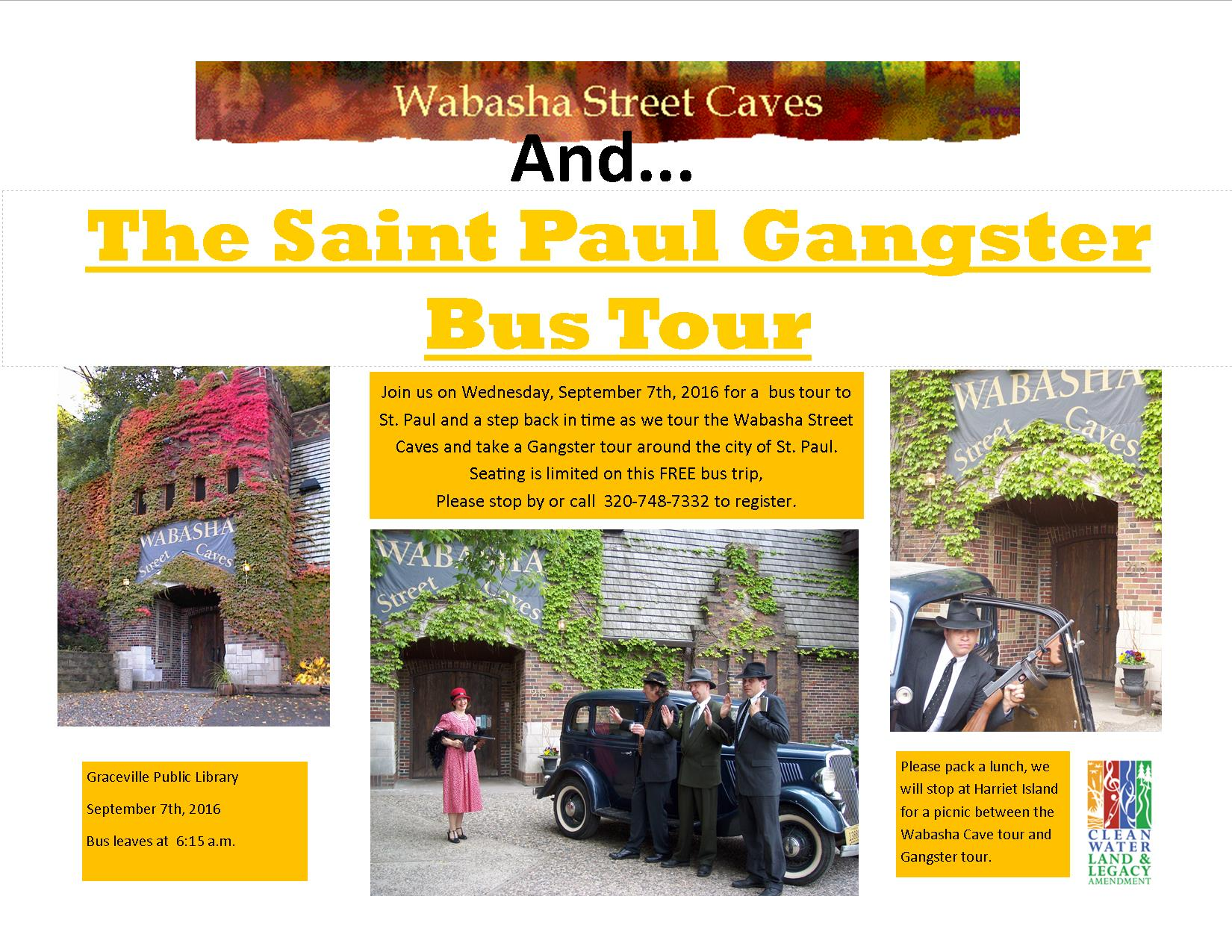 Wabasha caves and gangster tour bus trip Publication1-1